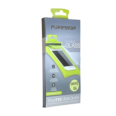 Puregear 61076PG PureTek Roll-On Flexible Glass, GS6