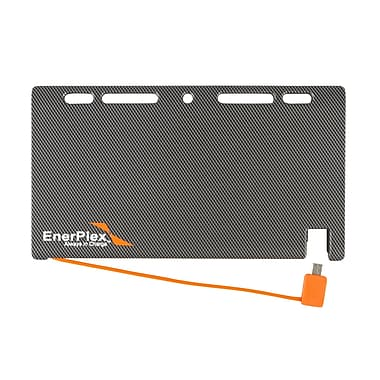 EnerPlex – Chargeur portatif universel ultramince Jumpr Slate 5k, 5100 mAh