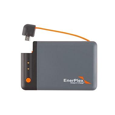 EnerPlex – Chargeur portatif universel Jumpr Mini-L de 1700 mAh, gris