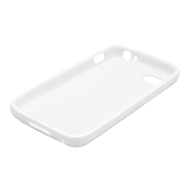 Muvit BlackBerry Q5 MiniGel Case, White