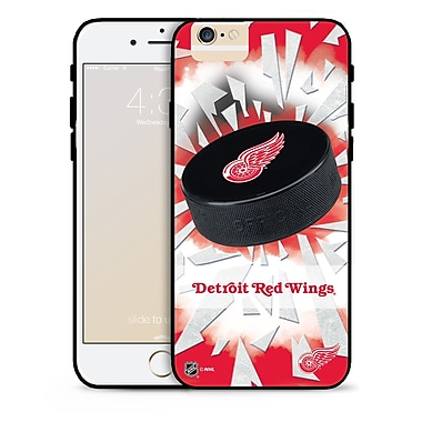 NHL Detroit Red Wings Puck Shatter Cover Limited Edition, iPhone 6