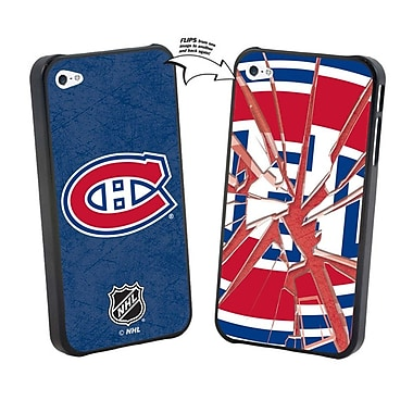 NHL Montreal Canadiens Broken Glass Case Limited Edition, iPhone 5/5S