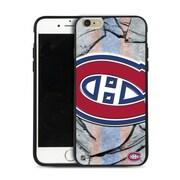 LNH – Étui Canadiens de Montréal, grand logo, pour iPhone 6 et plus, édition limitée