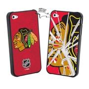 LNH – Étui Blackhawks de Chicago, glace brisée, pour iPhone 5/5s, édition limitée