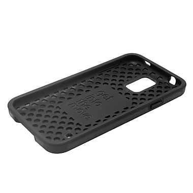 Muvit Samsung Galaxy S5 Fushion Case, Black