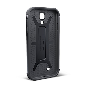 UAG – Étui en composite Scout pour Samsung Galaxy S4, noir/noir