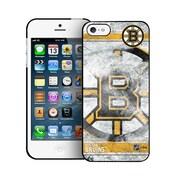 LNH – Étui des Bruins de Boston pour iPhone 5/5s, givré, édition limitée