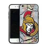 LNH – Étui des Sénateurs d'Ottawa pour iPhone 6 Plus, grand logo, édition limitée