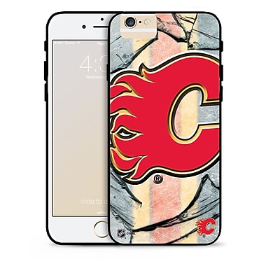 NHL iPhone 6 Calgary Flames Large Logo Cover Limited Edition