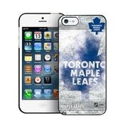 LNH – Étui Maple Leafs de Toronto, givré, pour iPhone 5/5s, édition limitée