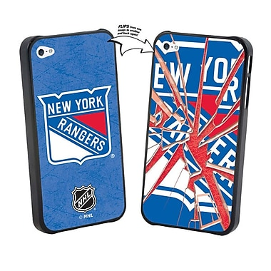NHL iPhone 5/5S New York Rangers Broken Glass Case Limited Edition