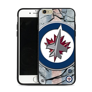 NHL iPhone 6 Plus Winnipeg Jets Large Logo Cover Limited Edition