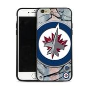 LNH – Étui Jets de Winnipeg, grand logo, pour iPhone 6 Plus, édition limitée