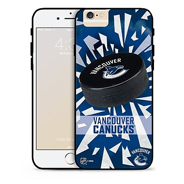 NHL iPhone 6 Vancouver Canucks Puck Shatter Cover Limited Edition