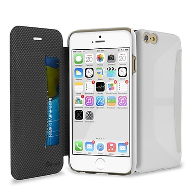 Muvit iPhone 6 Plus Easy Folio Case, White