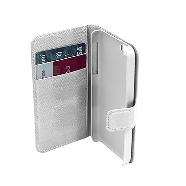 Muvit iPhone 5C Slim Case with Multiple Cardslots, White