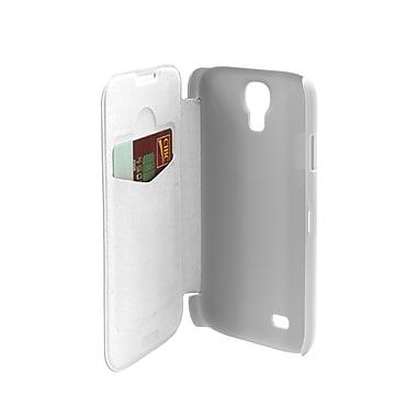 Muvit Samsung Galaxy S4 Easy Folio Case, White