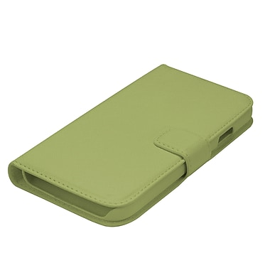 Muvit Samsung Galaxy S4 Slim Case with Multiple Cardslots, Green