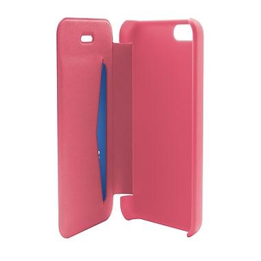 Muvit iPhone 5C Easy Folio Case, Pink