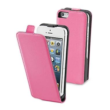 Muvit – Étui mince pour iPhone 5/5s, rose