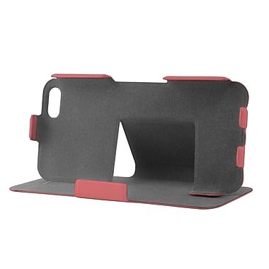 Muvit iPhone 5C Mini Flip Folio Case, Fuchsia