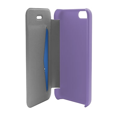Muvit iPhone 5C Easy Folio Case, Purple