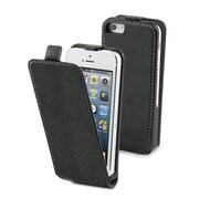 Muvit Easy – Étui mince pour iPhone 5/5s, noir
