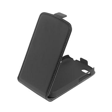 Muvit – Étui mince pour BlackBerry Q10 et protecteur pour écran, noir