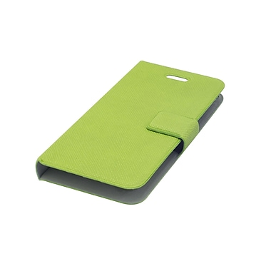 Muvit – Étui ultra mince BookStyle pour iPhone 5/5s, vert
