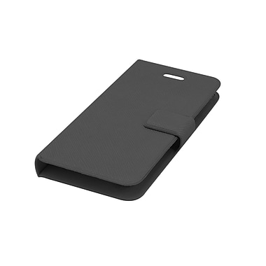 Muvit iPhone 5/5S Ultrathin Book Style Case, Black