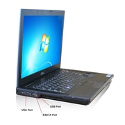 Refurbished - DELL E6410 Ci5-520M 2.4GHz 4GB DDR3 500GB DVD Win7 Pro 64 14in Laptop