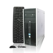 Refurbished HP Elite 8000 C2D 3.0GHz 4GB DDR3 1TB HDD DVD W7Pro 64 Tower