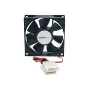 StarTech Dual Ball Bearing Computer Case Fan, 37.3 CFM (FANBOX)