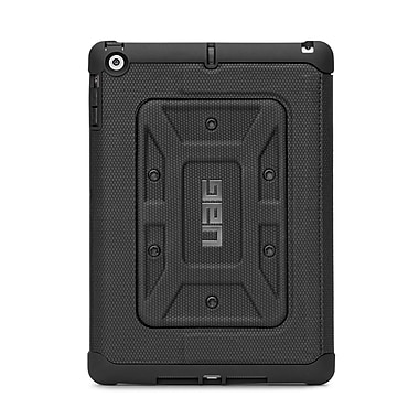 UAG – Étui Folio Scout pour iPad Air de 5e génération, noir/noir