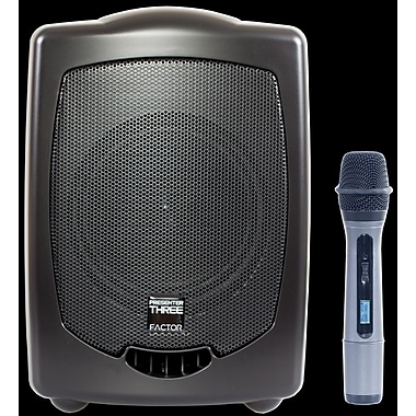 Factor Electronics Wireless Portable PA System