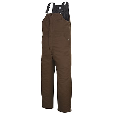 Horace Small Insulated Bib Overall SH x L, Brown
