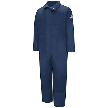 Bulwark Premium Insulated Coverall - EXCEL FR ComforTouch RG x XXL, Navy