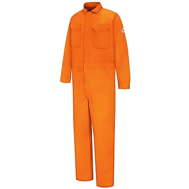 Bulwark Deluxe Coverall - EXCEL FR RG x 62, Orange