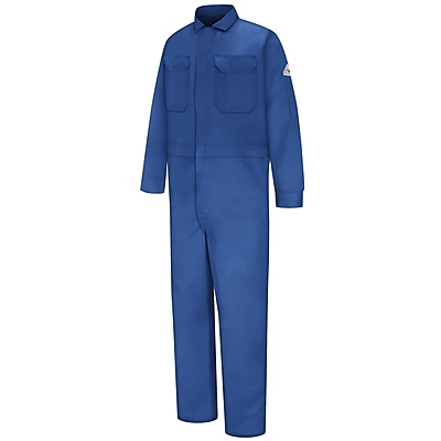 Bulwark Deluxe Coverall - EXCEL FR LN x 58, Royal blue
