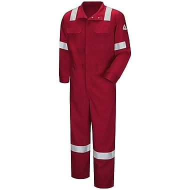 Bulwark Premium Coverall - EXCEL FR RG x 42, Red