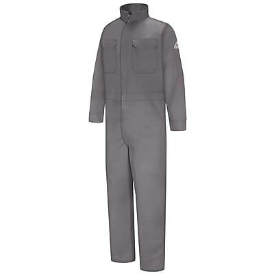 Bulwark Premium Coverall - EXCEL FR LN x 48, Medium grey