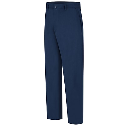 Bulwark Men's Work Pant - CoolTouch 2 - 7 oz. 36 x 37U, Navy