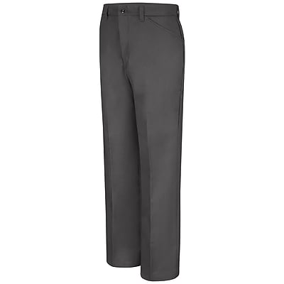 Red Kap Men's Jean-Cut Pant 32 x 32, Charcoal