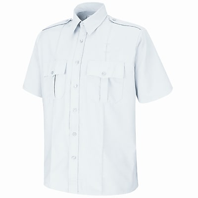 Horace Small Men's Sentinel Upgraded Security Short Sleeve Shirt SSL x XXL, White
