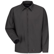 Wrangler Workwear Unisex Work Jacket RG x 3XL, Charcoal