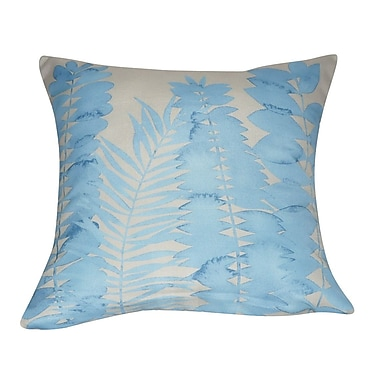 Loom and Mill Leaf Decorative III Throw Pillow