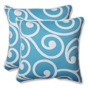 Pillow Perfect Best Indoor/Outdoor Throw Pillow (Set of 2)