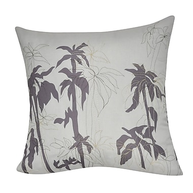 Loom and Mill Palm Decorative Throw Pillow