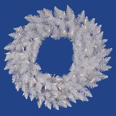 Vickerman Sparkle Spruce Wreath