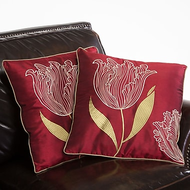 Home Loft Concepts Tranquil Throw Pillow (Set of 2)